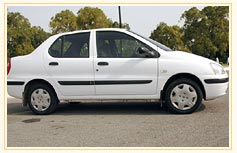 Hire Tata Indigo Car